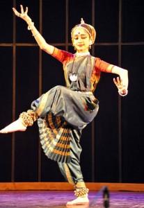 Arushi Mudgal, danse Odissi (Inde)