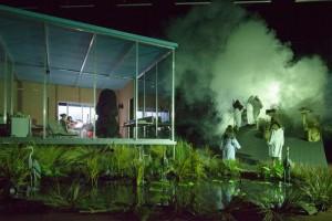 Swamp Club, Philippe Quesne